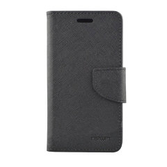 Mercury Wallet Stand Case for Sony Xperia M2 - Black