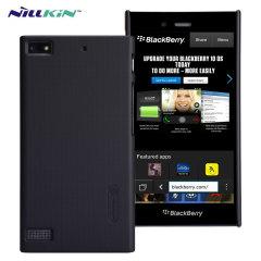 Custodia Super Frosted Nillkin per Blackberry Z3 - Nero