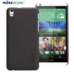 Custodia Super Frosted Nillkin per HTC Desire 816 - Marrone