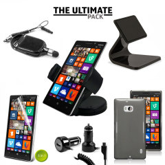 The Ultimate Nokia Lumia 930 Accessory Pack