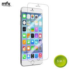 MFX Screen Protector 5-in-1 pakket - iPhone 6S Plus / 6 Plus
