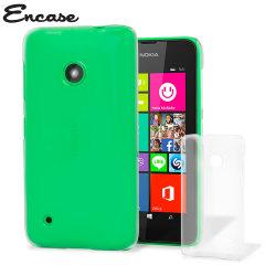 Schlanke und transparente Schutzhülle für das Nokia Lumia 530 bietet freie Sicht auf das Smartphone und schützt es mit einem schlanken Profil.
