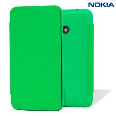 Official Nokia Lumia 530 Protective Cover Case - Green
