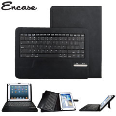 Encase Universal Bluetooth Keyboard Case for 7-8 Inch Tablets.