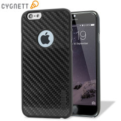 A sleek, elegant carbon fibre designed case for your iPhone 6S / 6.