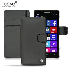 Protégez votre Nokia Lumia 930 avec une housse de qualité grâce au modèle Tradition de chez Noreve fabriqué à la main à partir de cuir véritable.