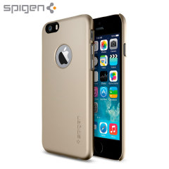 Coque iPhone 6S / 6 Spigen SGP Thin Fit A – Champagne Or