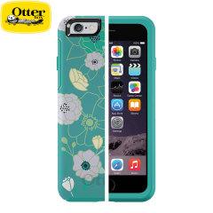 Otterbox Symmetry voor iPhone 6S / 6 - Eden Teal