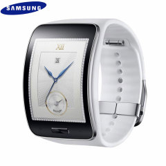 Samsung Gear S Smartwatch - White
