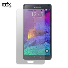 MFX Screen Protector - Samsung Galaxy Note 4