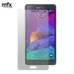 MFX Display Schutzfolie für Samsung Note 4