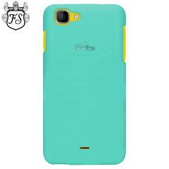 Flexishield Wiko Kite 4G Case - Blue