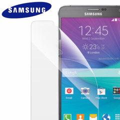 Original Samsung Displayschutzfolie für Samsung Galaxy Note 4