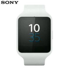 Sony SmartWatch 3 Classic - White