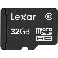 Carte Mémoire Micro SDHC 32Go Lexar – Classe 10