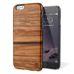 Funda iPhone 6s / 6 Man&Wood de Madera - Sai Sai