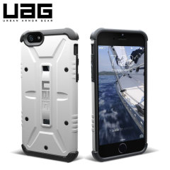 Coque iPhone 6S / 6 UAG Protective Navigator - Blanche