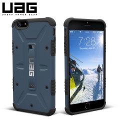 Custodia Protective UAG per iPhone 6 Plus - Aero - Blu