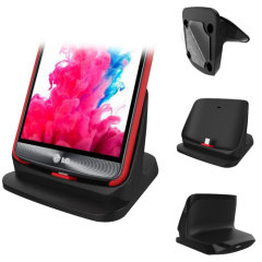 Ultrathin LG G3 Desktop Charging Cradle Dock