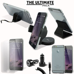 The Ultimate Pack for the iPhone 6 consists of fantastic must have accessories designed specifically for your device.