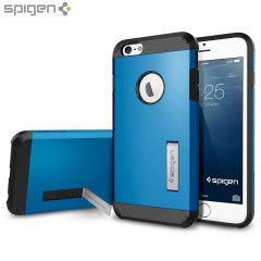 Spigen Tough Armor iPhone 6S Plus / 6 Plus Hülle in Electric Blue