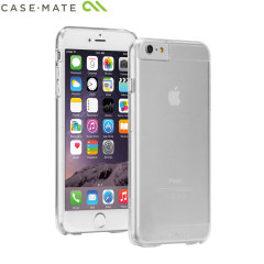 Case-Mate Barely There voor iPhone 6S Plus / 6 Plus - Transparant