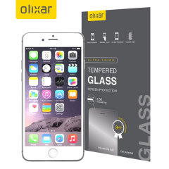 Olixar MFX Tempered Glass Screen Protector voor iPhone 6 Plus