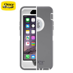 Custodia OtterBox Serie Defender per iPhone 6 Plus - Glacier