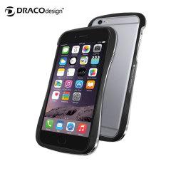 Draco 6 iPhone 6S / 6 Aluminium Bumper - Meteor Black