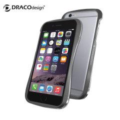 Draco 6 iPhone 6S / 6 Aluminium Bumper - Graphite Grey