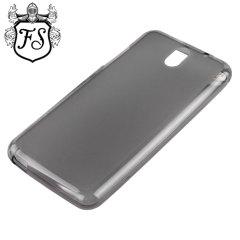 FlexiShield HTC Desire 610 Case - Smoke Black