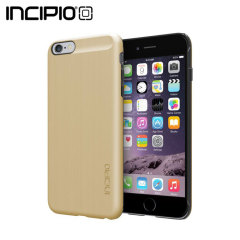 Incipio Feather Shine Ultra-Thin iPhone 6 Plus Case - Gold