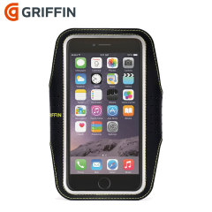 Brazalete deportivo Griffin Trainer iPhone 6S Plus / 6 Plus - negro