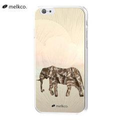 Melkco Graphic iPhone 6S / 6 Designer Shell Case - Elephant
