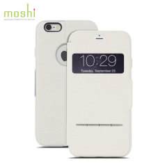 Moshi SenseCover iPhone 6S Plus / 6 Plus Smart Case in Beige