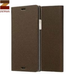Housse Samsung Galaxy Note 4 Zenus Metallic – Bronze