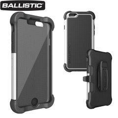Ballistic Tough Jacket MAXX iPhone 6 Case Hülle in Weiß
