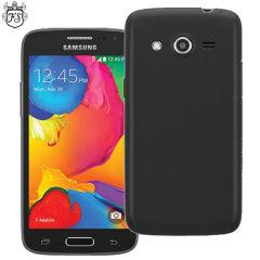 FlexiShield Samsung Galaxy Avant Gelskal - Svart