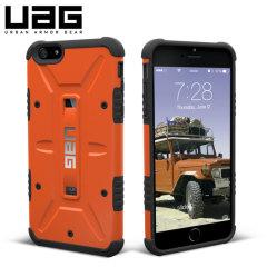 UAG Outland iPhone 6S Plus / 6 Plus Schutzhülle in Orange