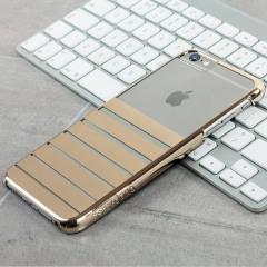 X-Doria Engage Plus iPhone 6S Plus / 6 Plus Case Hülle in Gold