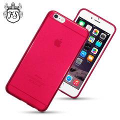 Custodia FlexiShield Encase per iPhone 6 Plus - Rosso