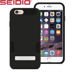 Seidio Dilex Pro iPhone 6 Case with Kickstand - Black