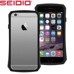 Seidio TETRA iPhone 6 Aluminium Bumper - Black