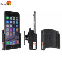 Use your iPhone 7 / 6S / 6 safely in your car, van or truck with this small, neat and discreet Brodit Passive holder complete with a tilt swivel.