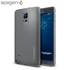 Spigen Samsung Galaxy Note 4 Capsule Case - Grey