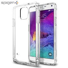 Spigen Ultra Hybrid Hülle für Samsung Galaxy Note 4 in Kristallklar