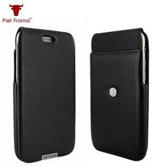 Piel Frama iMagnum Case für iPhone 6S Plus / 6 Plus in Schwarz