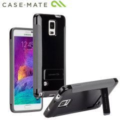 Case-Mate POP Samsung Galaxy Note 4 Case - Zwart / Grijs