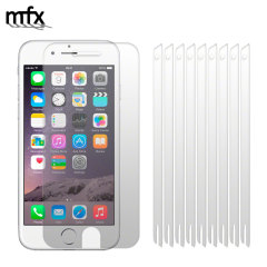MFX Screen Protector 10-in-1 pakket - iPhone 6