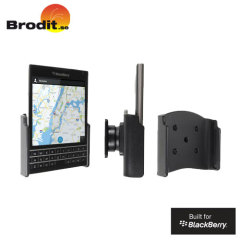 Brodit Blackberry Passport Passive Holder with Tilt Swivel